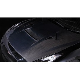 Carbon Motorhaube Varis Style Nissan GT-R R35