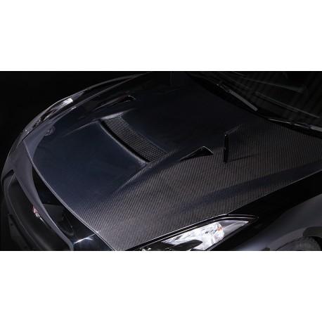 Carbon Motorhaube Varis GT-R