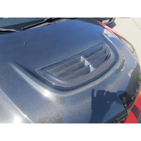 Carbon Durchlassgitter Mitsubishi EVO 8-9