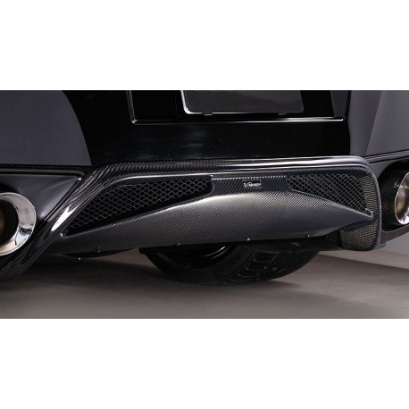Carbon Heckdiffusor Varis GT-R