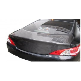 Carbon Heckdeckel Hyundai Genesis 09-