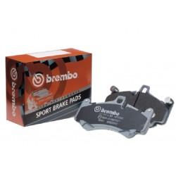 EVO X 08- Brembo Bremsbeläge Hinderachse