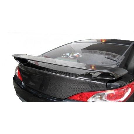 Carbon Heckspoiler GT-R Style Hyundai Genesis 09-