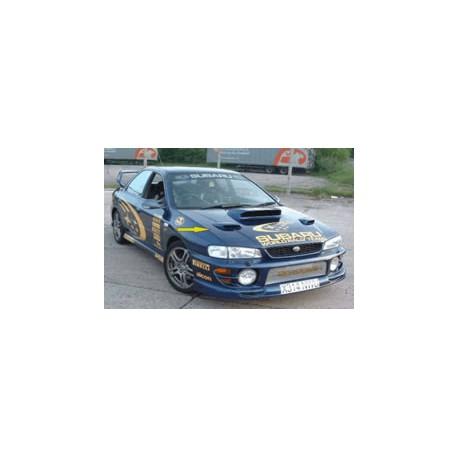 Lufthutze Motorhaube Impreza GT