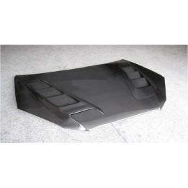 Carbon Motorhaube Veilside Style Hyundai Genesis ab 2009-