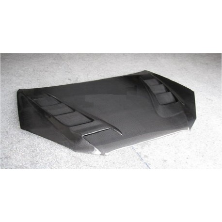 Carbon Motorhaube Veilside Style Hyundai Genesis 09-