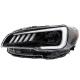 LED Scheinwerfer schwarz Subaru Impreza 2014- und Levorg