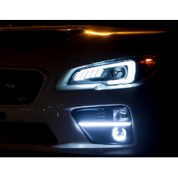 LED Scheinwerfer Subaru WRX STI 14-17