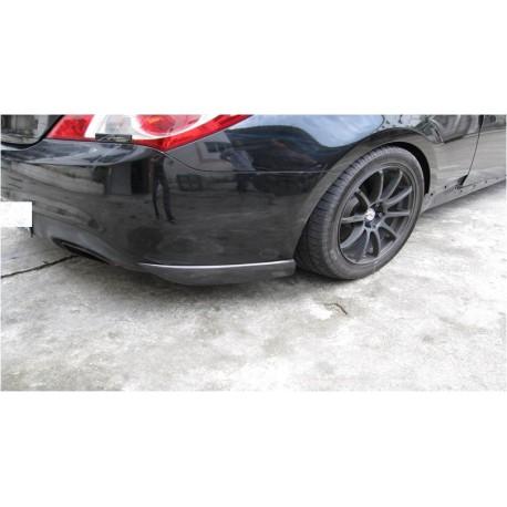 Carbon Heckstangen Diffusor Hyundai Genesis 09-