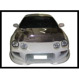 Carbon Motorhaube Toyota Celica 95-99 mit Luftschlitz