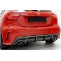 BRABUS Heckdiffusor Carbon Mercedes A-Klasse W176