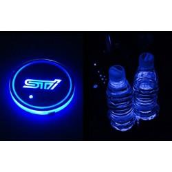 STI LED Becherhalter Beleuchtung Blau
