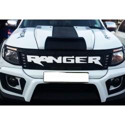 Ford Ranger T6 LED Heckleuchten smoke PX Style
