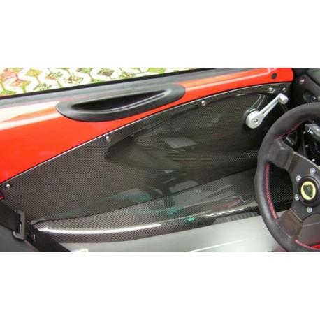 Carbon Türverkleidung Lotus Elise 04-