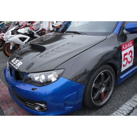 Kotflügel Carbon OEM Style Subaru Impreza STI ab 2007