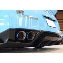 Liberty Walk Heckdiffusor Carbon Nissan GT-R R35
