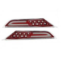 8 LED Seitenblinker rot R35 Nissan GT-R