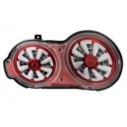 LED rot Sequential Rückleuchten Nissan GT-R