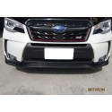 Frontspoiler ABS Subaru Forester 2013-