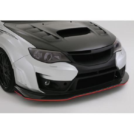 Frontstange Varis Style Subaru Impreza WRX STI 2007-2014