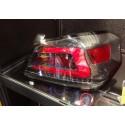 Carbon LED Heckleuchten Subaru Impreza 2014-