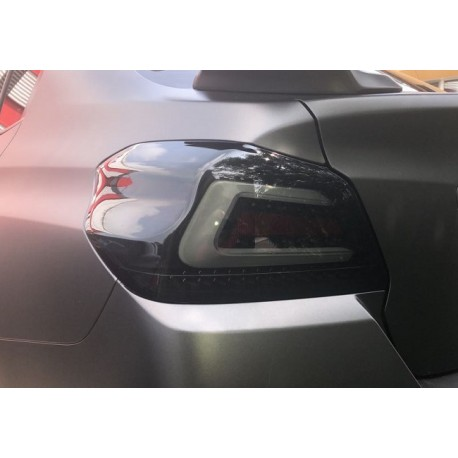 LED Heckleuchte Black Smoke Subaru Impreza 2014-
