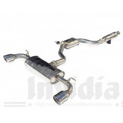 Invidia Q300 Auspuffanlage VW Golf 7 R 2.0 TSI