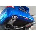 5zigen Auspuffanlage Subaru Impreza WRX STI 2011-2014 GV 2.5 L
