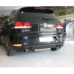 Bastuck Auspuffanlage VW Golf 7 GTI / Performance 2.0 TSI