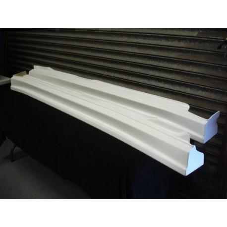 C-West Style Seitenschweller EVO 7-9