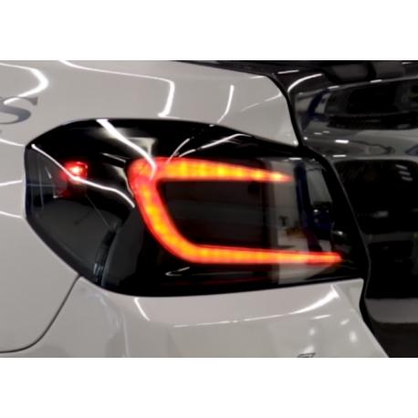 LED Heckleuchten Subaru Impreza 2014-