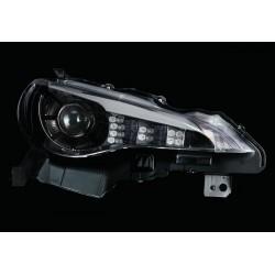 Scheinwerfer LED Toyota GT86 schwarz