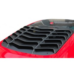 Louvers ABS Ford Mustang 2014-