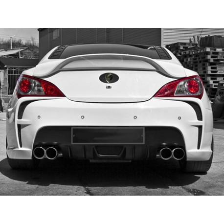 Heckspoiler ABS Hyundai Genesis Coupe ab 2009-