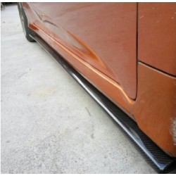 Carbon Seitenschwelleransätze Honda Civic 2015-