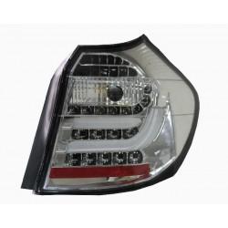 LED Rückleuchten Schwarz BMW 1er E87