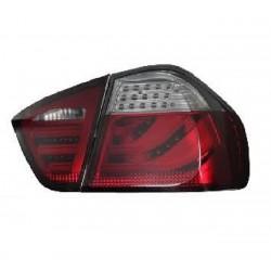 LED Rückleuchten Rot Smoke BMW 3er E90