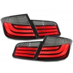 LED Rückleuchten Schwarz BMW 5er F10