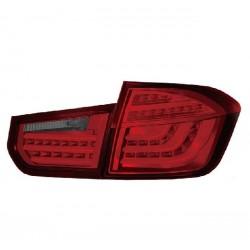 LED Rückleuchten Rot Smoke BMW 3er F30