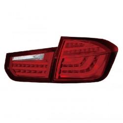 LED Rückleuchten Rot Klar BMW 3er F30