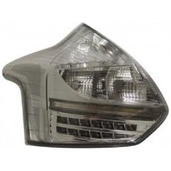 LED Rückleuchten Smoke Ford Focus 2011-