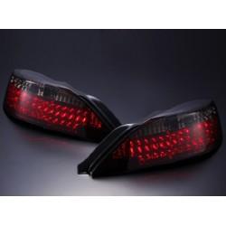 LED Rückleuchten Rot Smoke Nissan S15 Silvia