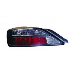 LED Rückleuchten Rot Chrom Nissan S15 Silvia