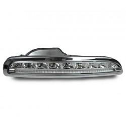 LED Frontlicht + Blinker Smoke Porsche 987 Boxster