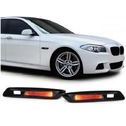LED Rückleuchten Schwarz Rot BMW 5er F10