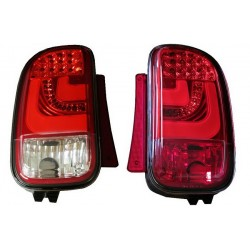 LED Rückleuchten Aurora Rot Mini Clubman R55