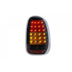 LED Rückleuchten Aurora Schwarz Smoke Mini Clubman R55