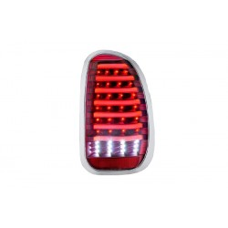 Full LED Rückleuchten Schwarz Smoke Mini Clubman R60