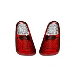 LED Rückleuchten Schwarz Mini Cooper R50