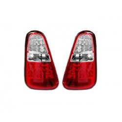 LED Rückleuchten Rot Smoke Mini Cooper R50